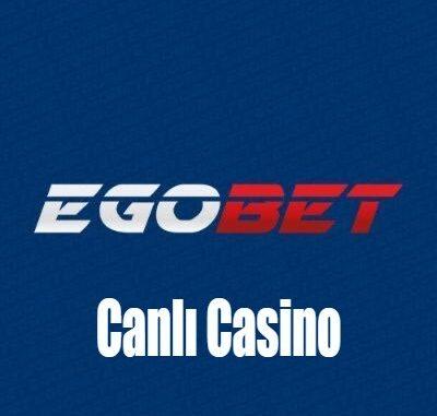 Egobet Canlı Casino